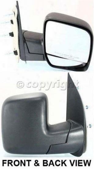 2004 Ford E-350 Super Duty Mirror Kool Vue Ford Mirror Fd86r 04