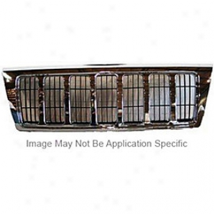 2004 Jeep Grand Cherokee Grille Replacement Jeep Grille Repj070109 04