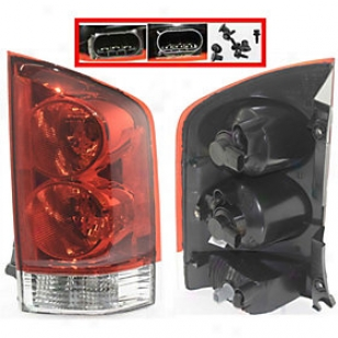 2004 Nissan Pathfinder Tail Light Replacement Nissan Tail Light N730149 04
