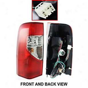 2004 Nissan Xtrera Tail Light Replacement Nissan Tail Light N730134 04