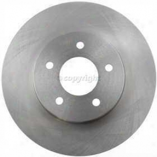 2005-2006 Chevrolet Equinox Brake Disc Replacement Chevrolet Brake Disc Reps271109 05 06