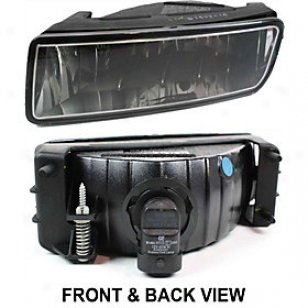 2005-2006 Ford Expedition Fog Light Replacement Ford Fog Light F107562 05 06