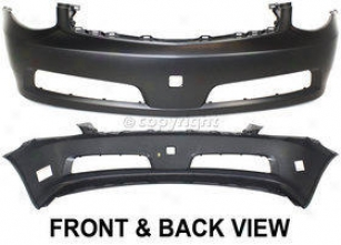 2005-2006 Infiniti G35 Bumper Cover Replacement Infiniti Bumper Cover Repi010302p 05 06