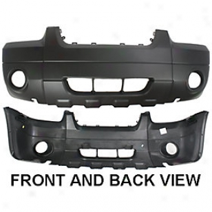 2005-2007 Ford Escape Bumper Covering Replacement Ford Bumper Cover F010346 05 06 07