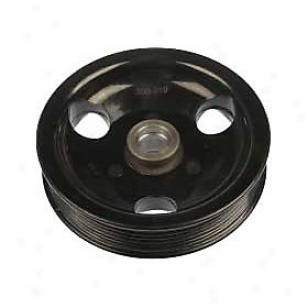 2005-2008 Chrysler 300 Power Steering Pump Pulley Dirman Chrysler Power Steering Pump Pulley 300-319 05 06 07 08