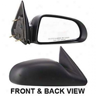 2005-2008 Dodge Dakota Mirror Kool Vue Dodge Mirror Dg48r 05 06 07 08
