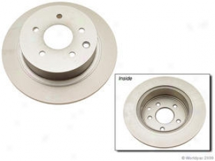 2005-2008 Nissan Maxima Brake Disc Pbr Nissan Brake Disc W0133-1609281 05 06 07 08