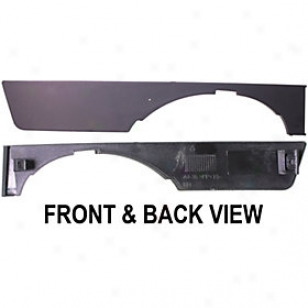2005-2009 Audi A4 Fog Gossamery Trim Replacemnet Audi Fof Light Tfim Rba107505 05 06 07 08 09