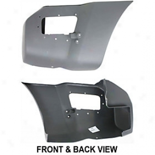 2005-2009 Nissan Xterra Bumper Conclusion Replacement Nissan Bumper End Arbn761103 05 06 07 08 09
