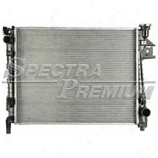 2005-2010 Dodge Ram 1500 Radiator Spectra Dodge Radiator Cu2813 05 06 07 08 09 10
