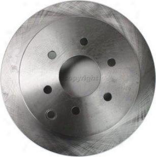 2005-2010 Nissan Frontjer Brake Disc Replacement Nissan Brake Disc Repn271124 05 06 07 08 09 10