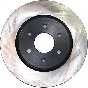 2005-2010 Nissan Pathfinder Brake Disc Centric Nissan Brake Disc 120.42085 05 06 07 08 09 10