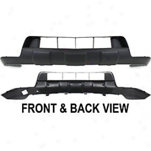 2005-2011 Nissan Frontier Bumper Cover Replacement Nissan Bumper Cover N0100325 05 06 07 08 09 10 11