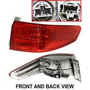 2005 Honda Accord Tail Light Replacement Hondaa Tail Light H730183 05