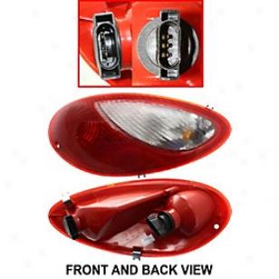 2006-2007 Chrysler Pt Cruiser Tail Light Replaecment Chrysler Tail Light C730165 06 07