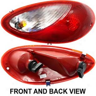 2006-2007 Chrysler Pt Cruiser Tail Light Replacemeng Chrysler Tail Light C730166 06 07