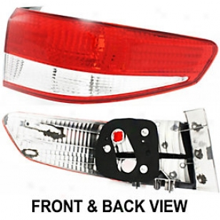 2006-2007 Honda Accord Tail Light Replacement Honda Tail Light H730103 06 07