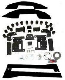 2006-2008 Dodge Ram 1500 Body Lift Kit Perf Accessories Dodge Body Lift Kit Pls607 06 070 8