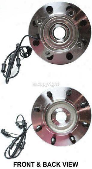2006-2008 Dodge Ram 1500 Wheel Hub Replacement Start aside Wheel Hub Repd283720 06 07 08
