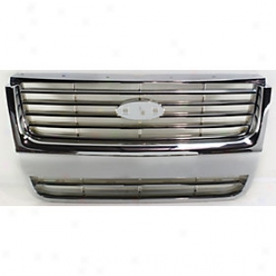 2006-2008 Ford Exp1orer Grille Bolton Premiere Ford Grille Rbf070101 06 07 08