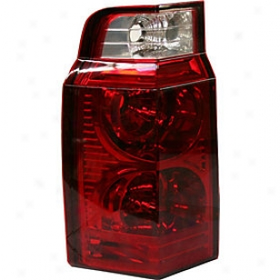 2006-2008 Jeep Chief Caudal appendage Light Replacement Jeep Tail Light J730120 06 07 08