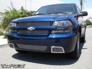 2006-2009 Chevrolet Trailblazer Billet Grille T-rex Chevrolet Billet Grille 21284 06 07 08 09