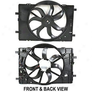 2006-2009 Ford Fusion Radiator Fan Replacement Ford Radiator Fan Rbf160902 06 07 08 09