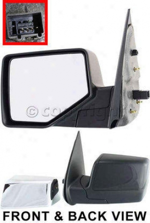 2006-2010 Ford Explorer Mirror Kool Vue Ford Mirror Fd99el 06 07 08 09 10
