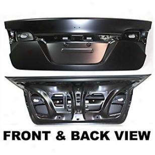 2006-2011 Honda Civic Trunk Cover Replacement Honda Trnk Lid Reph610101 06 07 08 09 10 11
