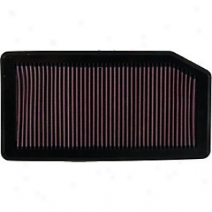 2006-2011 Honda Ridgelune Air Filter K&n Honda Air Strain 33-2323 06 07 08 09 10 11