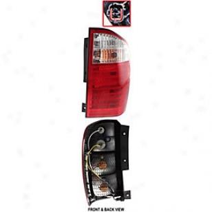 2006-2011 Kia Sedona Tail Light Replacement Kia Tail Light K730159 06 07 08 09 10 11