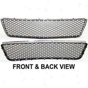 2006-2012 Chevrolet Impala Bumper Grille Replacement Chevrolet Bumper Grille C015307 06 07 08 09 10 11 12