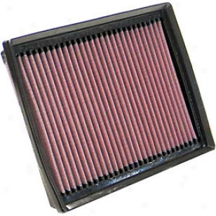 2006-2012 Ford Fusion Air Filter K&n Ford Air Strain 33-Z340 06 07 08 09 10 11 12
