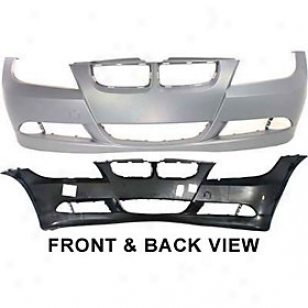 2006 Bmw 325i Bumper Cover Replacemnet Bmw Bumper Cover B010333p 06