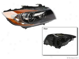 2006 Bmw 325i Headlight Zkw Bmw Headlight W0133-1830115 06