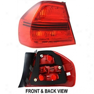 2006 Bmw 325i Tail Gay Replacement Bmw Tail Illuminate Rbb730102 06