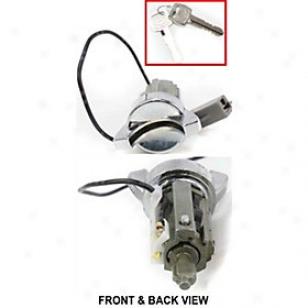 2006 Chevrolet Corvette Ignition Enclose Cylinder Replacement Chevrolet Ignition Lock Cylinder Arbf503901 06