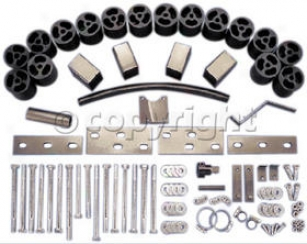 2006 Chevrolet Silverado 2500 Hd Bkdy Lift Kit Perf Accessories Chevrolet Body Lift Kit 10123 06