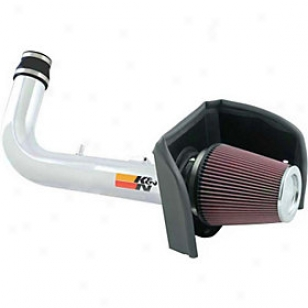 2006 Ford F-150 Cold Air Intake K&n Ford Cold Appearance Intake 77-2569kp 06