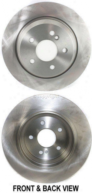 2006 Mercedes Benz S350 Brake Disc Replacement Mercedes Benz Brake Disc Repm271169 06