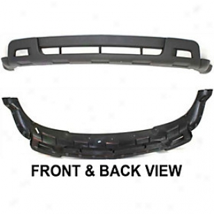 2007-2008 Chevrolet Equinox Bumper Cover Replacement Chevrolet Bumped Cover Arbc010302 07 08