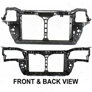 2007-2008 Hyundai Accent Radiator Support Replacement Hyundai Radiator Support H250141q 07 08