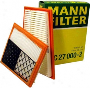 2007-2009 Mercedes Benz E320 Air Filter Mann-filter Mercedes Benz Air Filter C27000-2 07 08 09