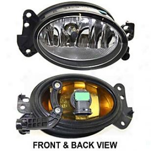 2007-2009 Mercedes Benz E320 Fog Light Replacement Mercedes Benz Fog Light Arbm107507 07 08 09
