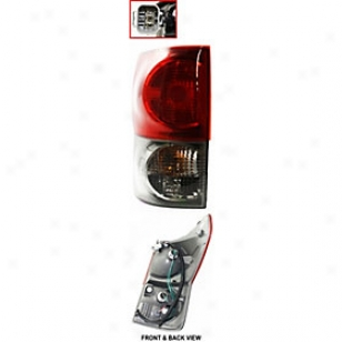 20007-2009 Toyota Tundra Tail Light Re-establishment Toyota Tail Light Rbt730102 07 08 09