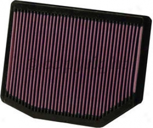 2007-2010 Bmw X3 Air Filter K&n Bmw Air Filter 33-2372 07 08 09 10