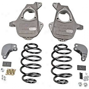 2007-2010 Cadillac Escalade Lowering Kit Mcgaughys Cadillac Cloudy Kit 30009 07 08 09 10