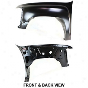 2007-2011 Chevrolet Silverado 1500 Feender Replacement Chevrolet Fender Rbc220106 07 08 09 10 11