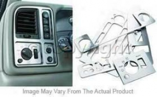2007-2011 Chevrolet Tahoe Dash Trim All Sales Chevrolet Dash Trim 9702 07 08 09 10 11