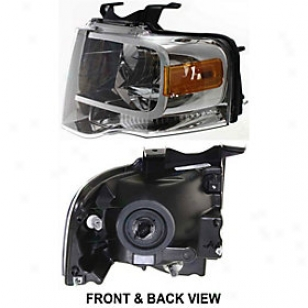 2007-2011 Ford Expedition Headlight Replacement Ford Headliyht Rbf100104 07 08 09 10 11